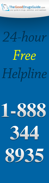 The Good Drugs Guide 24-hour Free Helpline: 1-888-328-2518